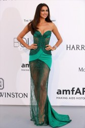 CAP D'ANTIBES, FRANCE - MAY 21:  Irina Shayk attends amfAR's 22nd Cinema Against AIDS Gala, Presented By Bold Films And Harry Winston at Hotel du Cap-Eden-Roc on May 21, 2015 in Cap d'Antibes, France.  (Photo by Neilson Barnard/Getty Images for Harry Winston)