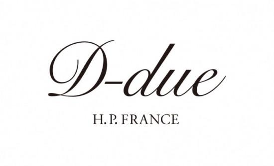 D-due_H.P.FRANCE_logo