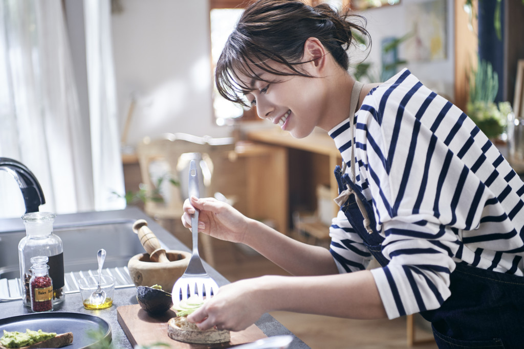 中林美和の料理画像