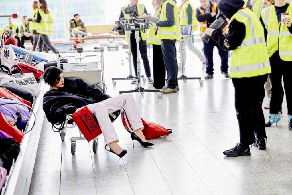 ファショコン通信公式ブログ Longchamp by Shayne Oliver ISETAN & POPUPSTORE 2018年5月9日(水)~13日(日)伊勢丹新宿店本館1階=ザ・ステージ