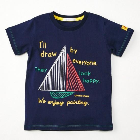 ブルーパック Tシャツ
