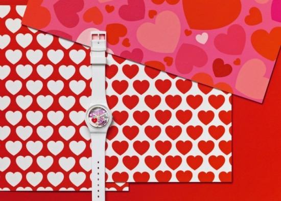 Swatch Valentine