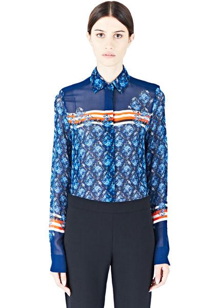 Preen Line Katie Paisley Shirt