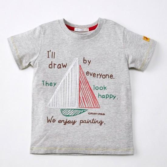 グレーパック Tシャツ