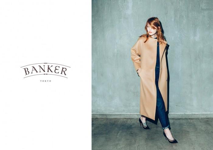 BANKER tokyo coat