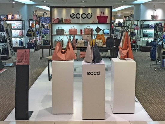 ECCO Leather Bag Debut
