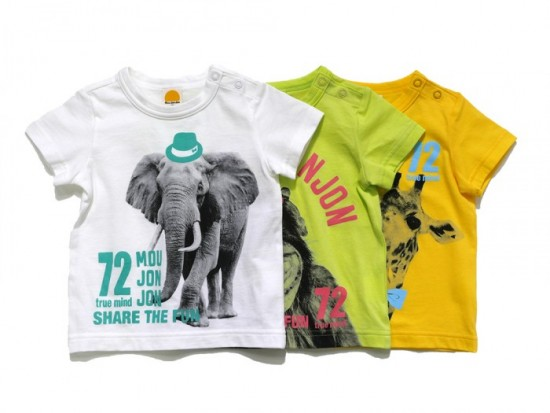 動物写真Tシャツ