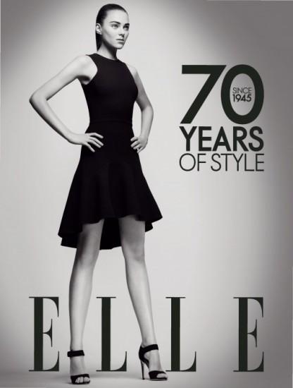 ELLE 創刊70周年