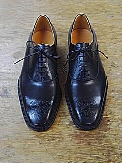 ギルドオブクラフツの既製靴